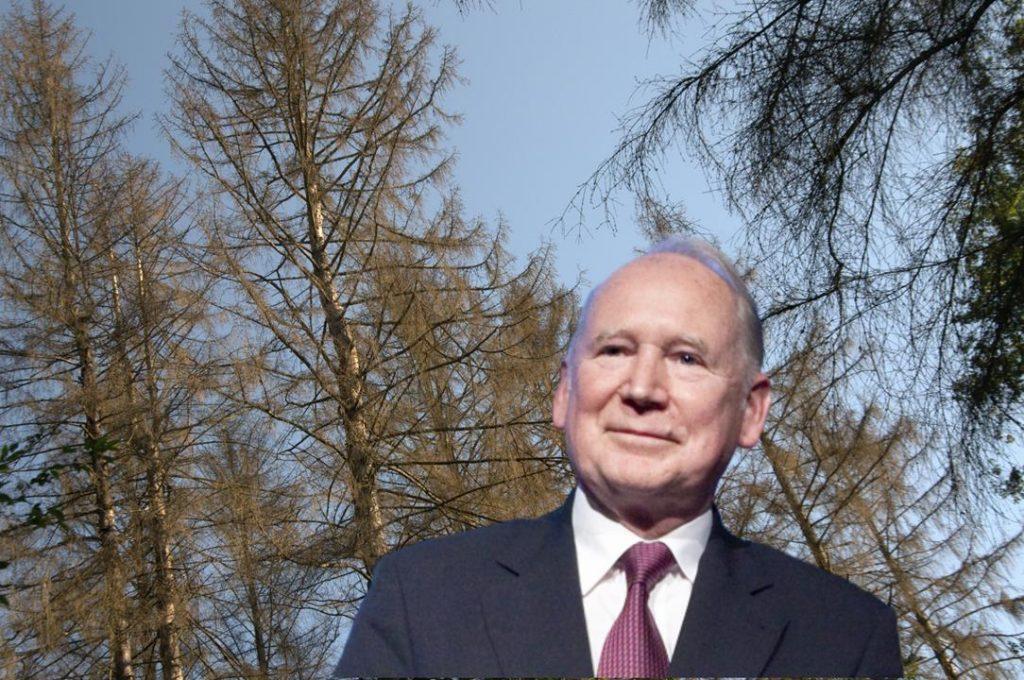 M.Nowicki -Minister Środowiska jak kataklizm