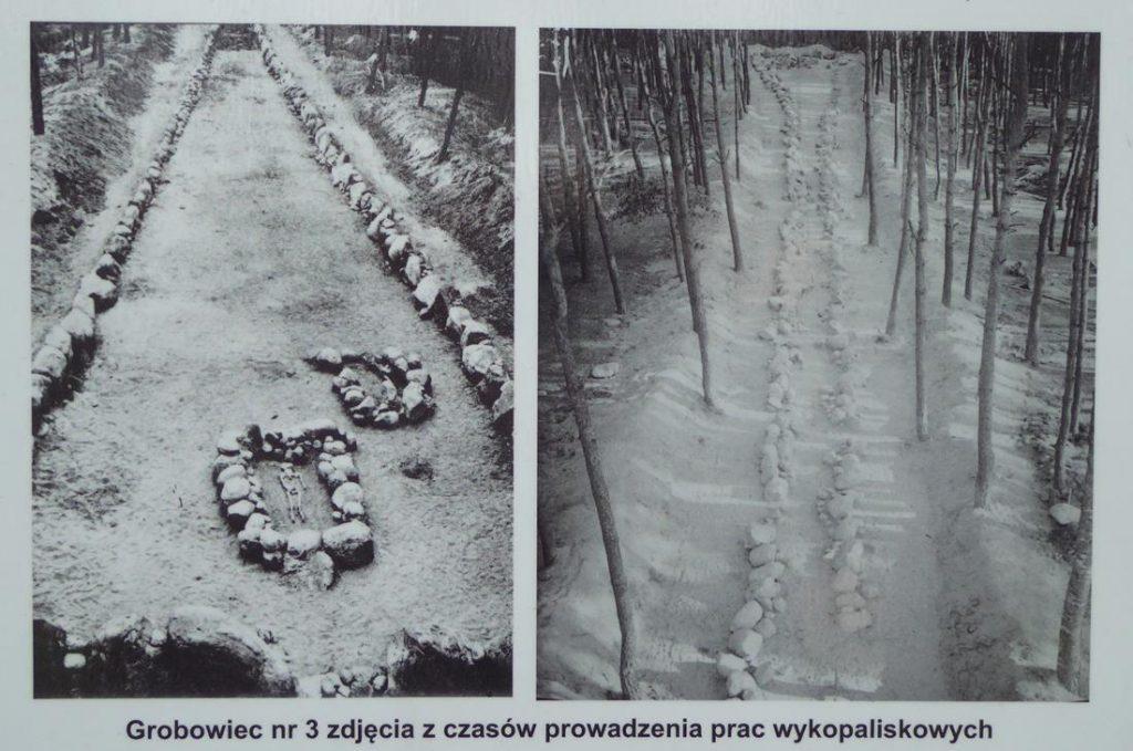 Prace archeologiczne w Wietrzychowicach
