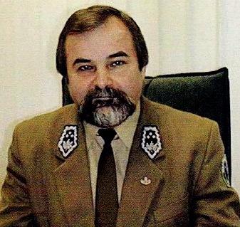 Józef Popiel - Dyrektor Białowieskiego PN (2005-2007)