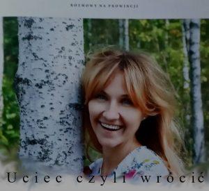 Kraina Bugu 24/2019 Uciec czyli wrócić - Anna Kamińska