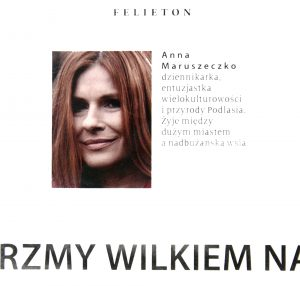 Anna Maruszeczko