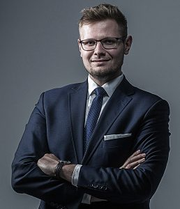 Michał Woś (1991), absolwent prawa UJ - Minister Środowiska