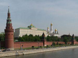 Moskwa - Kreml z Wikipedii