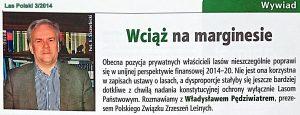 Wywiad Prezesa PZZL Władysława Pędziwiatra z R.Zubkowiczem