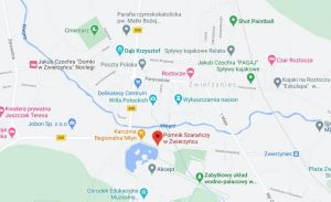Położenie pomnika na mapie Google
