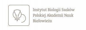 Logo Instytutu Bilogii Ssaków PAN