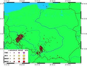 Zbigniew Zwoliński - Trzęsienia ziemi w Polsce
