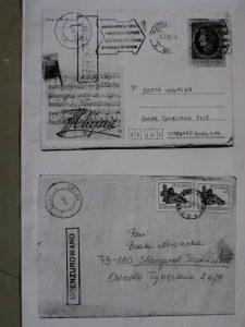 Ocenzurowany list