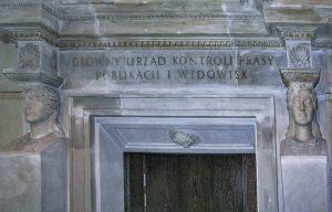 Portal wejściowy do Urzędu
